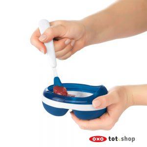OXO Babylepels Blauw