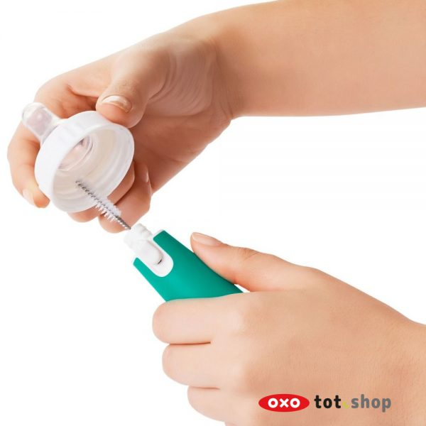 OXO Flessenborstel Reisset Grijs