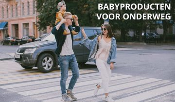 Onderweg met je baby