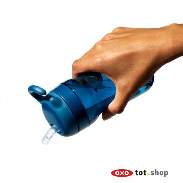 oxo-adventure-waterfles-blauw