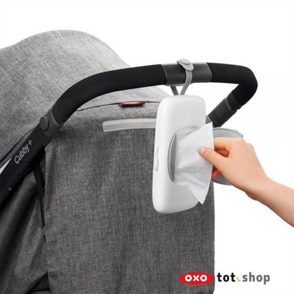 OXO Babydoekjesbox voor onderweg