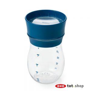 oxo-drinkbeker-blauw