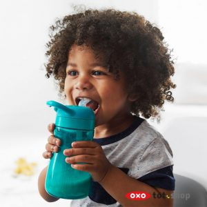oxo tot adventure waterfles groen