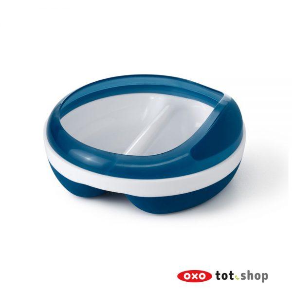 oxo-voedingsbord-blauw