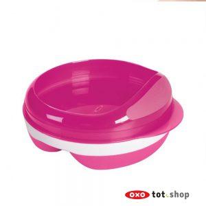 OXO-voedingsbord-roze